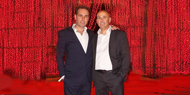 מימין: אסף טוכמאייר וברק רוזן, בעלי קנדה ישראל , צילום: חן גלילי