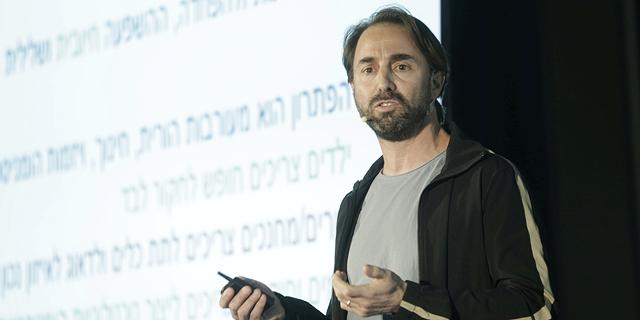 """ד""""ר אורן צוקרמן , צילום: עמית שעל"""