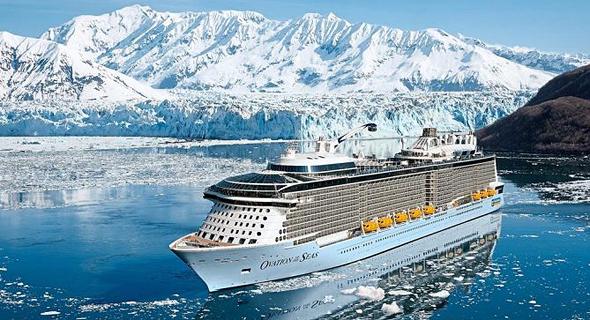 ספינת שיט של רויאל קריביאן באלסקה, צילום: Royal Caribbean International