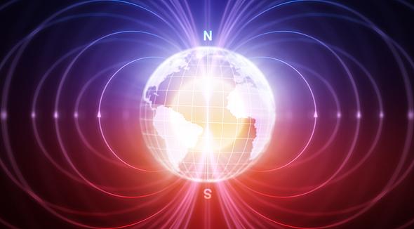 השדה המגנטי משתנה