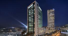 """מגדל אדגר 360 זירת הנדל""""ן , צילום: אסף פינצ'וק"""