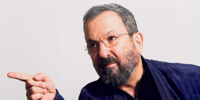 Ehud Barak Has High Ambitions for the Cannabis Market