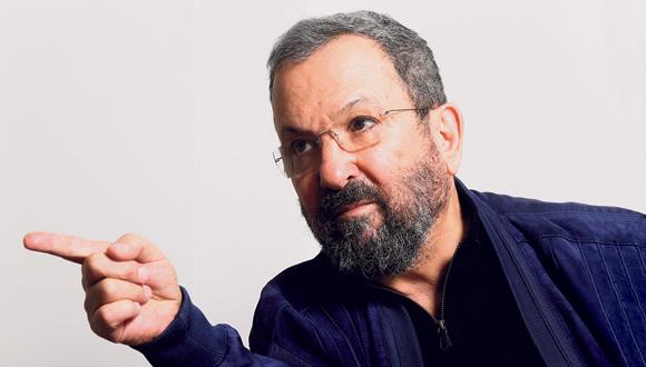 אהוד ברק, צילום: עמית שעל
