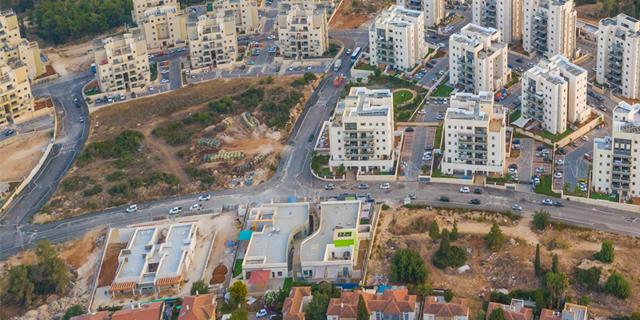 העיר חריש, צילום: מור שקיפי לאטי, באדיבות עיריית חריש