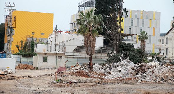 מתחם פרויקט יונייטד שרונה, צילום: אוראל כהן