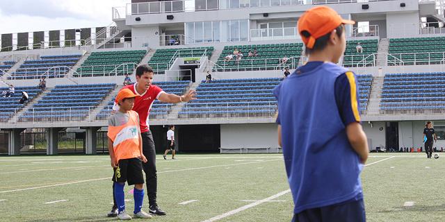 פראן רוביו, מאמן כדורגל בשיטת אקוקו, צילום: soccer services