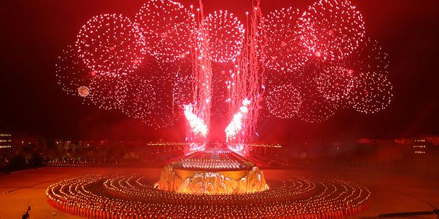 שנה טובה לסינים: כך חוגגים שנה חדשה בגדול