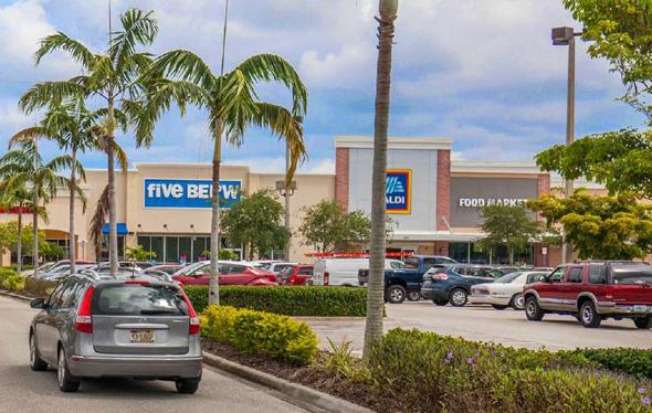המרכז המסחרי שרכשה אלטו בפלורידה