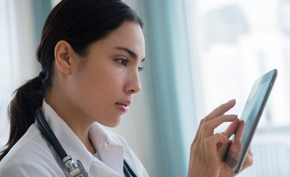 Digital health (illustration). Photo: Microsoft