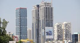 מגדלים מגדלי אלון רחוב יגאל אלון תל אביב, צילום: אוראל כהן