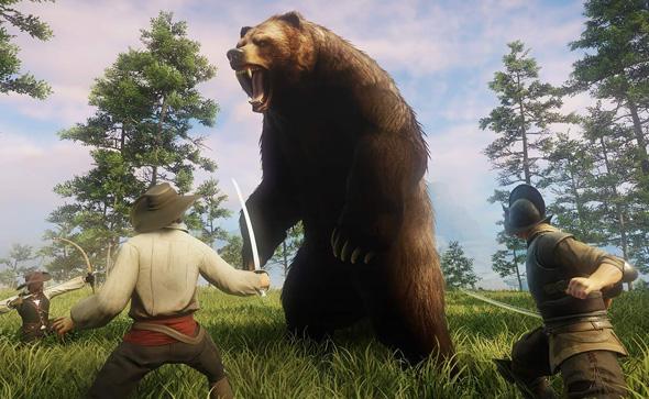 במשחק החדש של אמזון אין נרטיב או תסריט מסודר, צילום: amazon