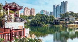 גואנגז'ו סין, צילום: איי פי