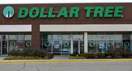 """סניף חנות של הכל בדולר באוהיו זירת הנדל""""ן, צילום: Shutterstock"""