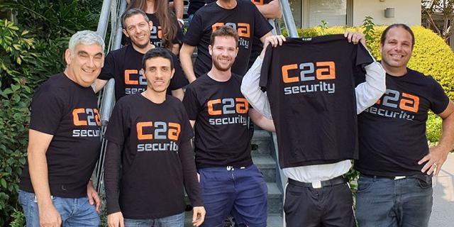 C2A סקיוריטי גייסה 6.5 מיליון דולר
