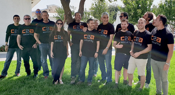 C2A Employees. Photo: PR