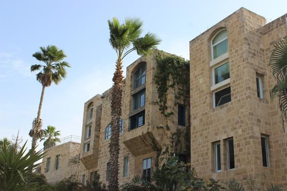 ביתו של גלר ברח' קדם ביפו העתיקה