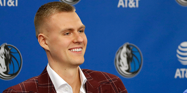 Dallas Mavericks' Kristaps Porzingis Backs Injury Prediction Startup Zone7
