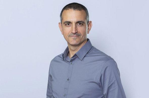 Light & Strong CEO Uri Orbach. Photo: Tomer Shalom