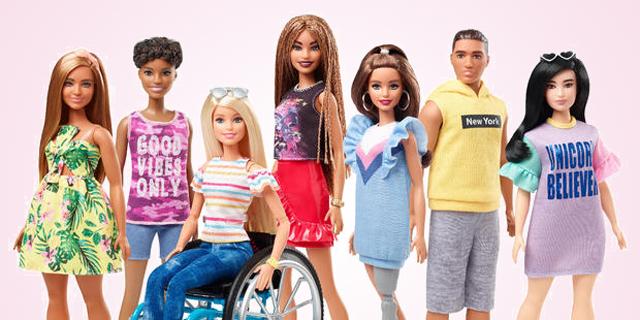 מאטל מציגה: בובת ברבי על כיסא גלגלים