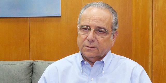 שרגא ברוש, נשיא התאחדות התעשיינים , צילום: טל אזולאי