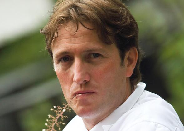 השף סטפן פרואה דה וו, צילום: באדיבות מסעדת LE FANTIN LATOUR