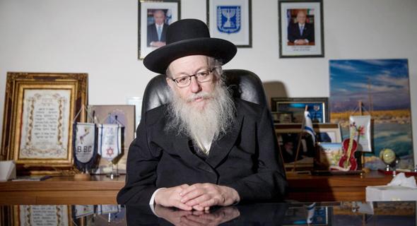 יעקב ליצמן, צילום: אוהד צויגנברג