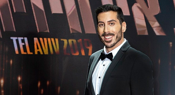 Kobi Marimi. Photo: Ronen Akerman