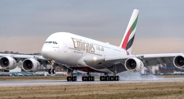 מטוס איירבוס, צילום: Airbus