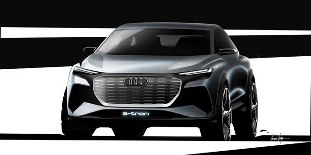 אאודי תציג בקרוב אב טיפוס של מכונית חשמלית עממית