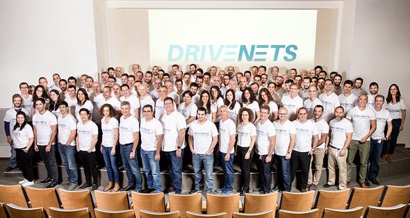 צוות העובדים של דרייבנטס