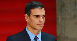 ראש ממשלת ספרד, פדרו סנצ'ס, צילום: גטי אימג'ס
