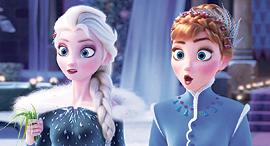 פנאי frozen 2, צילום: Disney