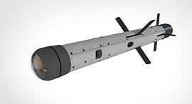 טיל ספייק החדש, צילום: רפאל