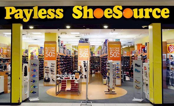 רשת חנויות נעליים Payless Shoes נסגרת , צילום: ויקימדיה