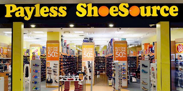 """רשת הנעליים Payless סוגרת את כל החנויות בארה""""ב"""
