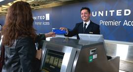 חברת תעופה יונייטד טרנסג'נדר צ'ק אין , צילום: United Airlines