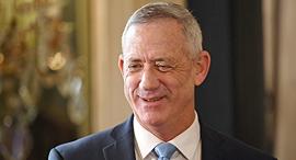 בני גנץ ועידת מינכן פברואר 2019 חוסן לישראל 1, צילום: רויטרס