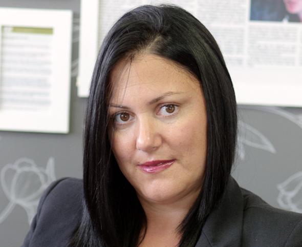 Hila Ovil-Brenner, managing director at an accelerator program powered by Techstars. Photo: PR