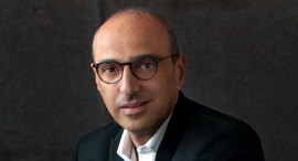 """ד""""ר עופר מילר מייסד ארטימידה, צילום: סם יצחקוב"""