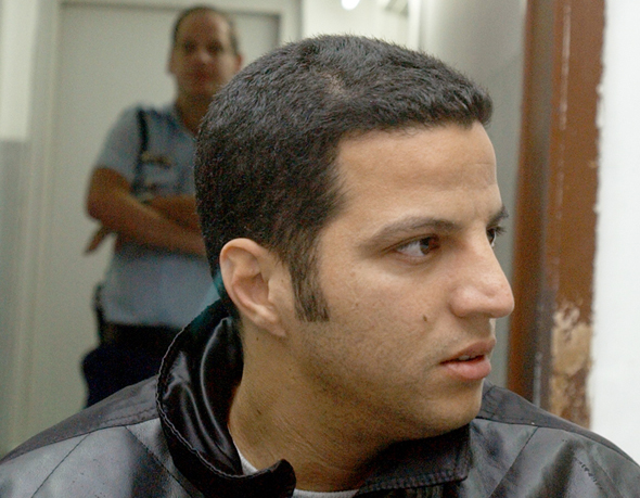 אריאל ברוכים. נשלח ל-56 חודשי מאסר