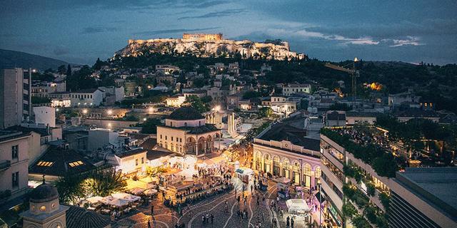 אתונה. משקיעים כבר החלו לצאת ממנה לערים אחרות, צילום: Pexels