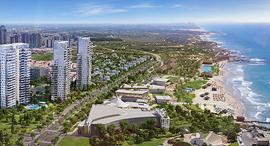 """הדמית פרויקט החוף הלבן זירת הנדל""""ן, הדמיה:  אנדו סטודיו"""