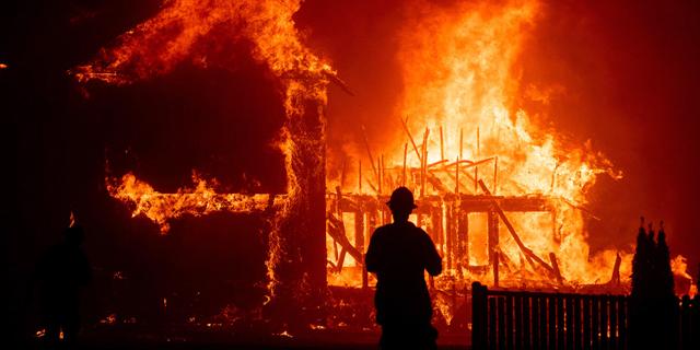 חברת החשמל של קליפורניה תשלם 13.5 מיליארד דולר ליישוב תביעות על נזקי השריפות