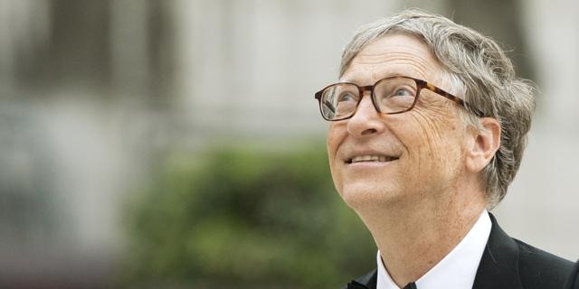 ביל גייטס במקום ה-2. הונו מוערך ב-96 מיליארד דולר, צילום: בלומברג