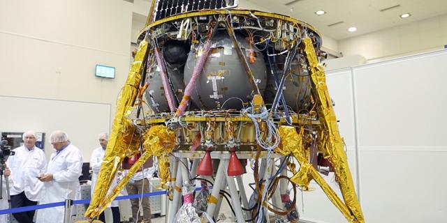 החללית בראשית, צילום: דור מנואל