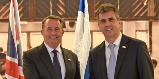 לקראת הברקזיט: נחתם הסכם סחר בין ישראל לבריטניה
