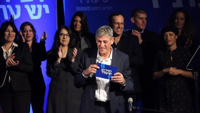 יש עתיד המשנה לראש המוסד לשעבר רם בן ברק, צילום: מוטי קמחי