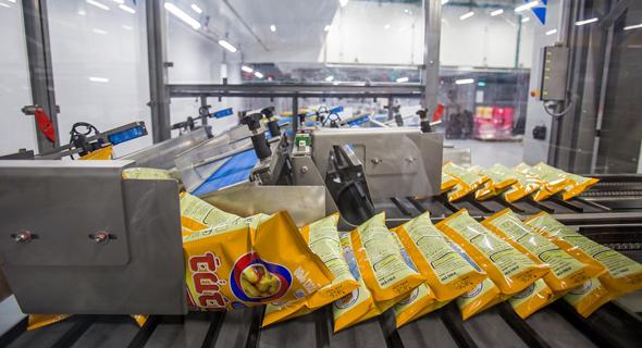 חברת אסם חונכת מפעל במבה חדש בקריית גת 3, צילום: אלבטרוס