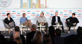 פאנל בוועידה, צילום: אוראל כהן