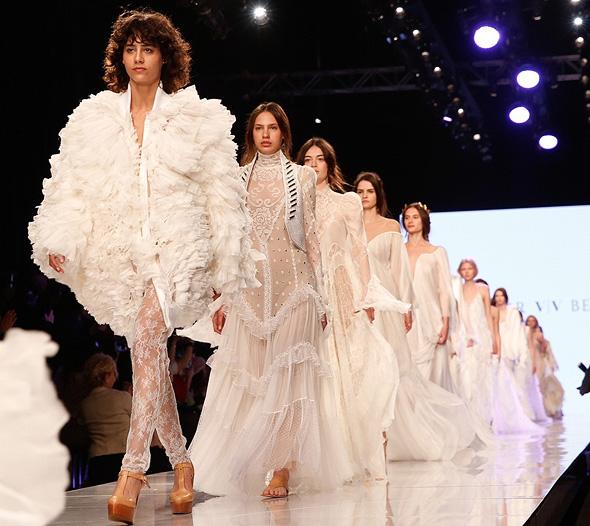 מתוך שבוע האופנה תל אביב 2017